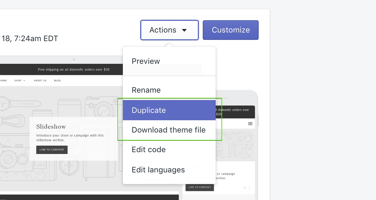 Add Custom Css Or Edit Template Code Troop Themes Support